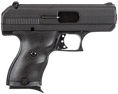 "Hi-Point C9 Compact 9mm 3.5"" 8+1 Black Poly Grip"